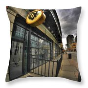0017 The Lodge  Throw Pillow