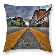 002 Chippewa  Throw Pillow