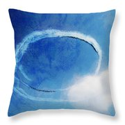 0036 - Air Show - Lux Throw Pillow
