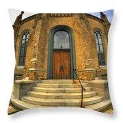 004 Westminster Presbyterian Church Throw Pillow