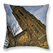 006 Westminster Presbyterian Church Throw Pillow