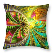 0065 Throw Pillow