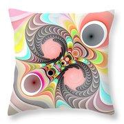 0069 Throw Pillow