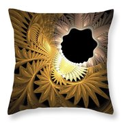 0075 Throw Pillow