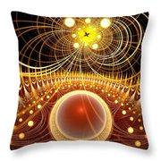 0077 Throw Pillow