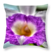 00b Buffalo Botanical Gardens Series Throw Pillow