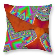01-11-2014 Throw Pillow