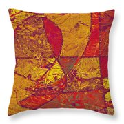 0119 Abstract Thought Throw Pillow