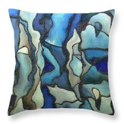 0129 Throw Pillow