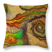 0135 Throw Pillow