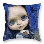0143 Throw Pillow