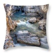 0144 Marble Canyon 2 Throw Pillow