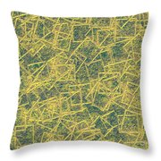 0149 Abstract Thought Throw Pillow