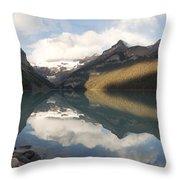 0183 Lake Louise Throw Pillow