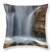 0189 Tangle Creek Falls 10 Throw Pillow