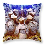 0194 Throw Pillow