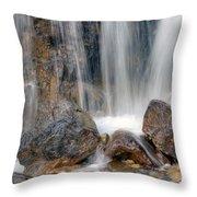 0203 Tangle Creek Falls 4 Throw Pillow