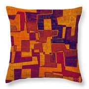 0272 Abstract Thought Throw Pillow
