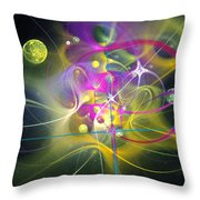 0283 Throw Pillow