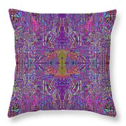 0320 Abstract Thoyght Throw Pillow
