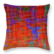 0325 Abstract Thought Throw Pillow