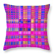 0333 Abstract Thought Throw Pillow