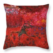 045 Abstract Thought Throw Pillow