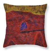 046 Abstract Thought Throw Pillow