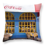 0461 Curacao Throw Pillow