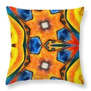 0502 Throw Pillow by I J T Son Of Jesus