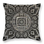 0505 Throw Pillow