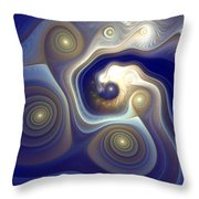 0506 Throw Pillow