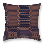 0509 Throw Pillow
