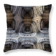 0518 Throw Pillow
