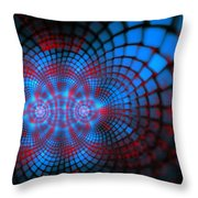0523 Throw Pillow by I J T Son Of Jesus