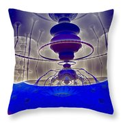 0525 Throw Pillow