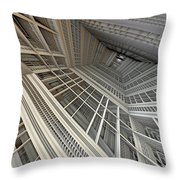 0528 Throw Pillow