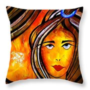 053-13 Throw Pillow