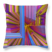 0537 Throw Pillow