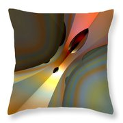 0541 Throw Pillow