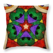 0543 Throw Pillow
