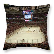 0616 The United Center - Chicago Throw Pillow