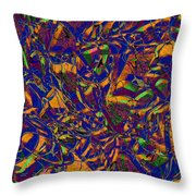 0630 Abstract Thought Throw Pillow