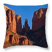0638 Sedona Arizona Throw Pillow