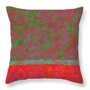 0764 Abstract Thought Throw Pillow