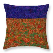 0834 Abstract Thought Throw Pillow