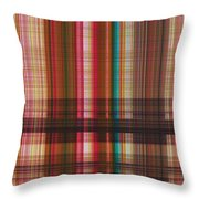 0842 Abstract Thought Throw Pillow