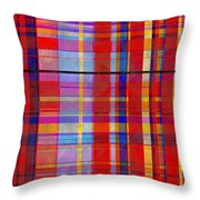 0865 Abstract Thought Throw Pillow
