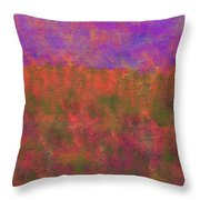 0867 Abstract Thought Throw Pillow