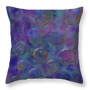 0877 Abstract Thought Throw Pillow